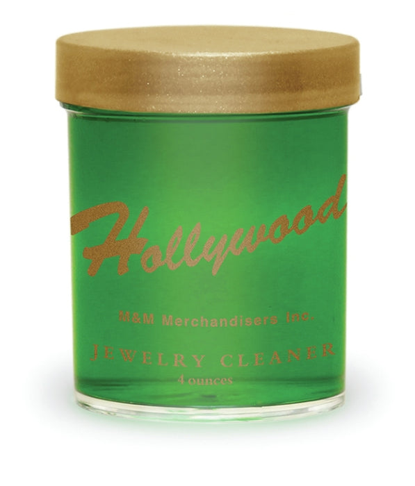 Hollywood Brand 4 Oz. Jewelry Cleaner with Tray