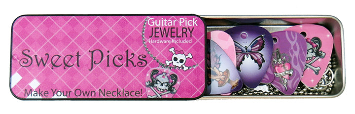 Lethal Threat Sweet Picks Jewelry Tins