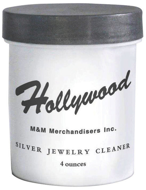 4 Oz. Silver Cleaner W/Tray