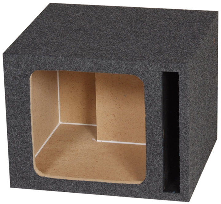 Single 12 Vented 1 MDF 18x16x13.25SqHole