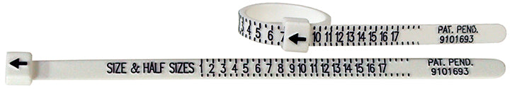 Multisizer Finger Sizing Gauge