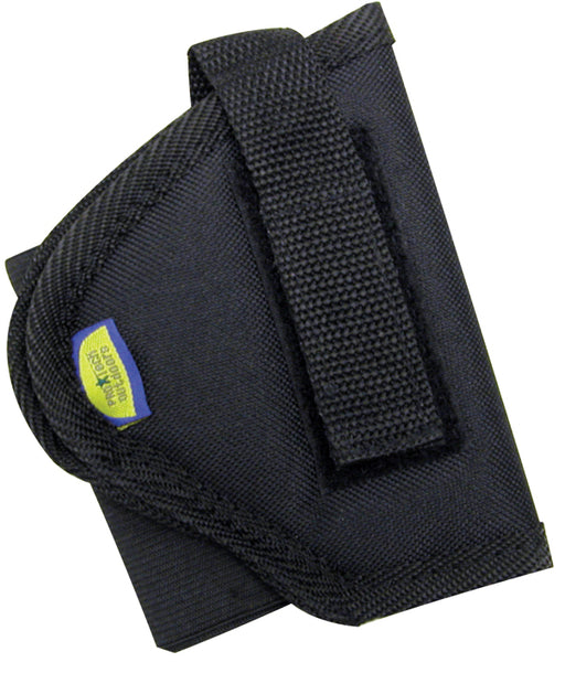 Right Hand Medium Frame Holster for .380 Automatic with Laser