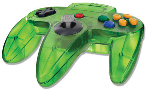 N64 Controller (Cyanine/Jungle) - CirKa