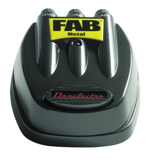 Danelectro FAB Metal Effects Pedal