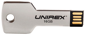 Memory USB Key Shaped Drive 16 Gig