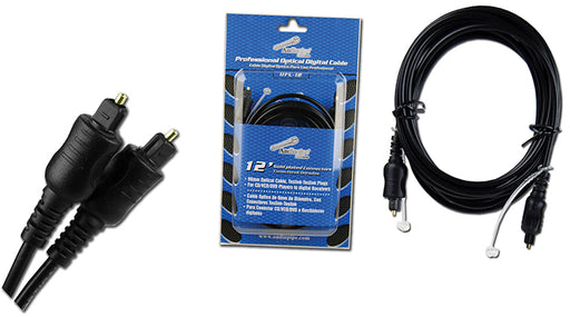 Audiopipe 12ft Optical Digital Cable