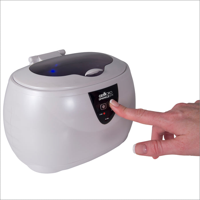 GemOro 1783 Sparkle Spa Personal Ultrasonic Jewelry Cleaner