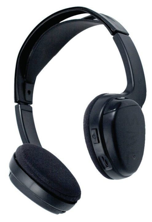 Power Acoustik 2 Channel IR Headphones