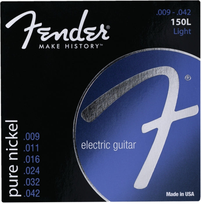Fender 150L Pure Nickel Ball End 9-42