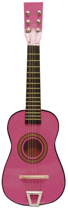"23"" Acoustic Guitar in Fuscia"