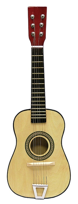 "23"" Acoustic Guitar Natural"