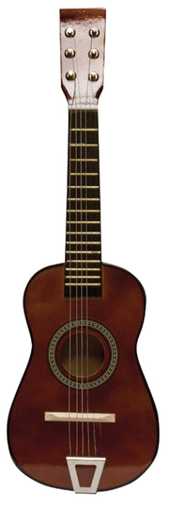 23 Inch Acoustic Guitar Dark Brown