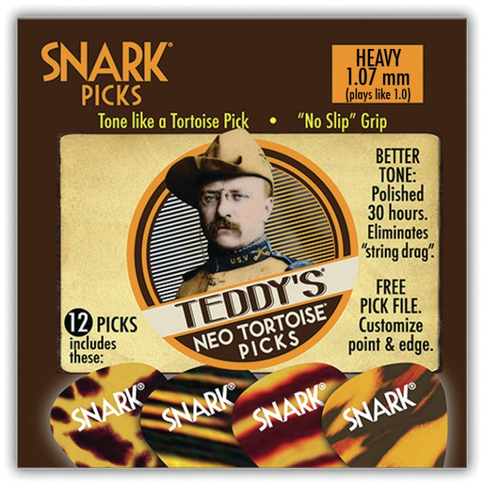 Snark Teddy's Neo Tortoise 1.07mm Heavy 12pk