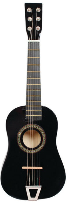 23 inch Acoustic Guitar Black