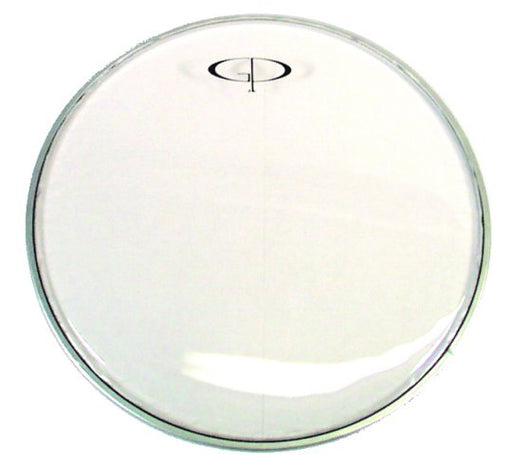 "GP Percussion 12"" Clear Replacement Drum Head"