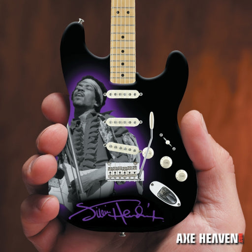 Axe Heaven JH-802 Jimi Hendrix Tribute Mini Fender® Collectible