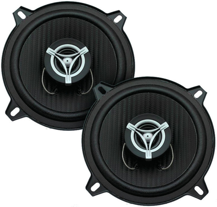 Power Acoustik OW-EF-52 Edge 5.25in 2-Way Coax