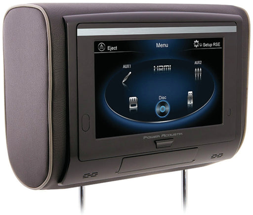 PA Univ 9in Headrest w/Touch Screen