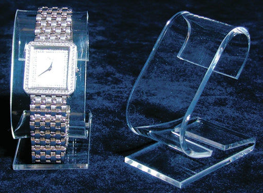 M&M DBW240 Acrylic Single Watch Stand
