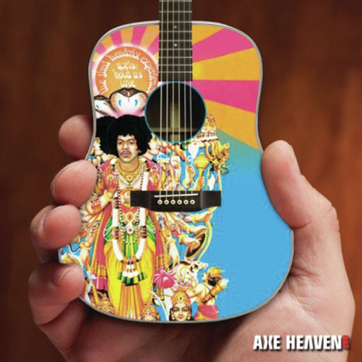 Axe Heaven JH-803 Jimi Hendrix Acoustic Mini