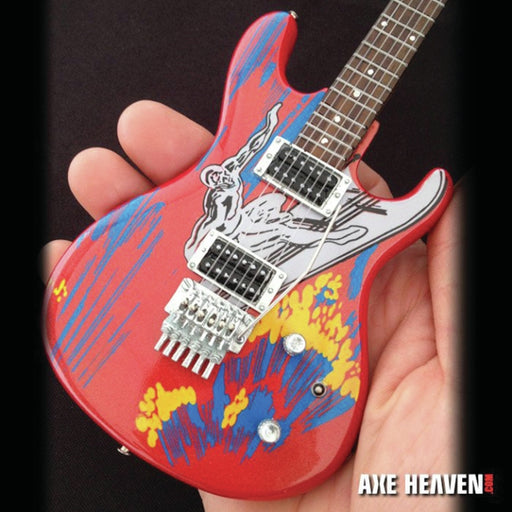 Axe Heaven JS-601 Joe Satriani Silver Surfer MIni