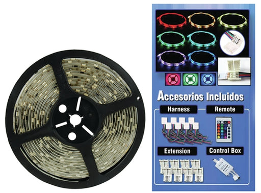 Pipedream NL-KT116LEDM 7-Color LED Flexible Strip