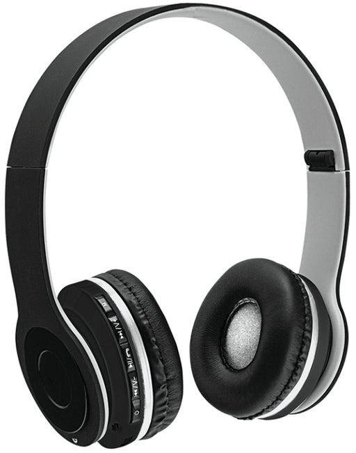 Sentry BX200GY  Bluetooth Headphones with Microphone - Gray