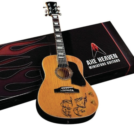 Axe Heaven JL-107 John Lennon Acoustic Miniature Guitar Replica