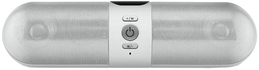 Sentry SPBT3W Bluetooth Speaker with Mic (White)