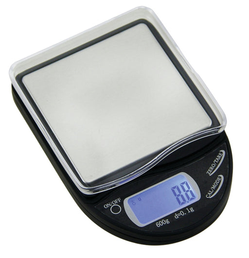 M&M USN600 500 Gram Oz DWT Mode Pocket Scale