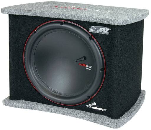 "Audiopipe APSQ12ET 12"" Single Sealed Bass Enclosure"