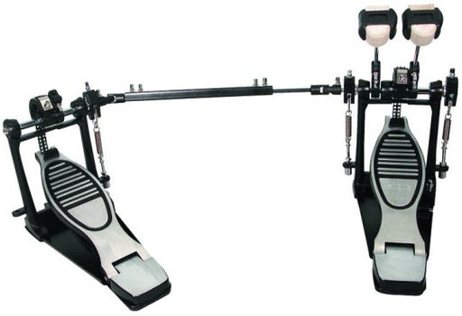 GP Percussion Pro Quality Double Drum Pedal