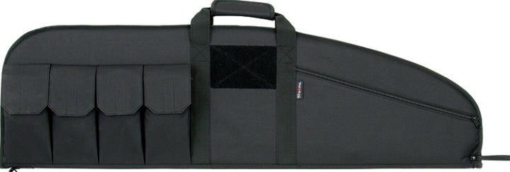 Allen 10652  Combat Tactical Rifle Case 42 Black