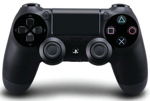 Sony 3001538  PS4 Dualshock 4 Jet Black 2016