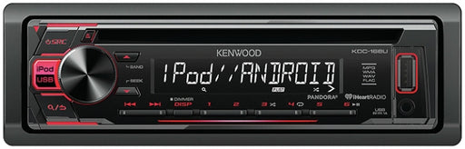 Kenwood BN-KDC168U  Din CD Receiver AUX USB