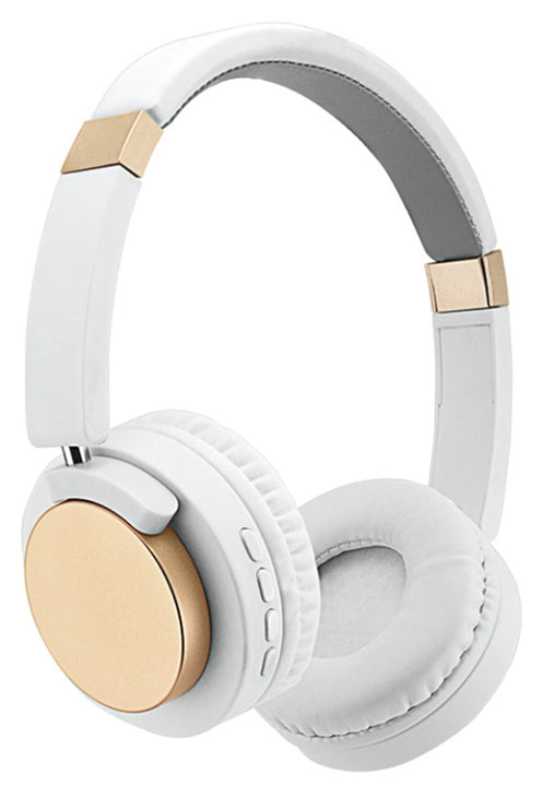 Sentry BT502   Pro Series Over the Head Headphone - White