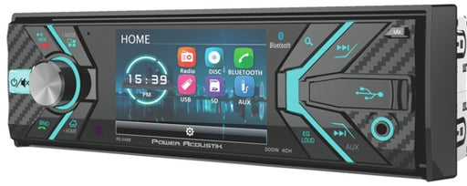 Power Acoustik OW-PD-348B   Din 3.2in Detach Source with Bluetooth