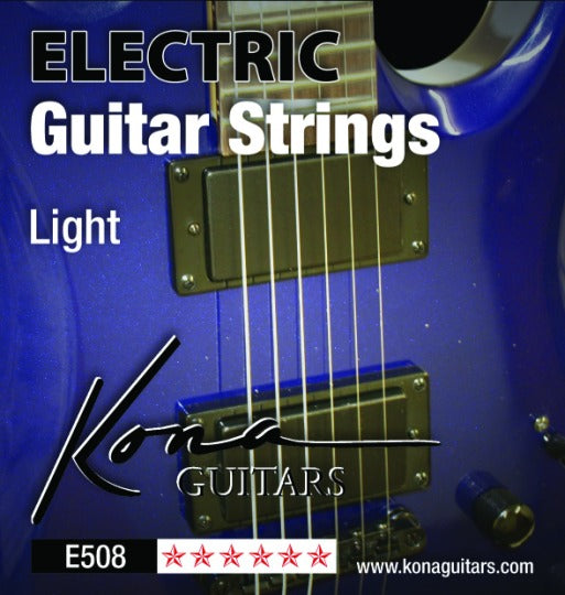 Kona Electric Guitar Strings