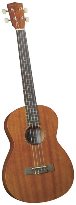 Diamond Head Satin Deluxe Mahogany Bari Ukulele