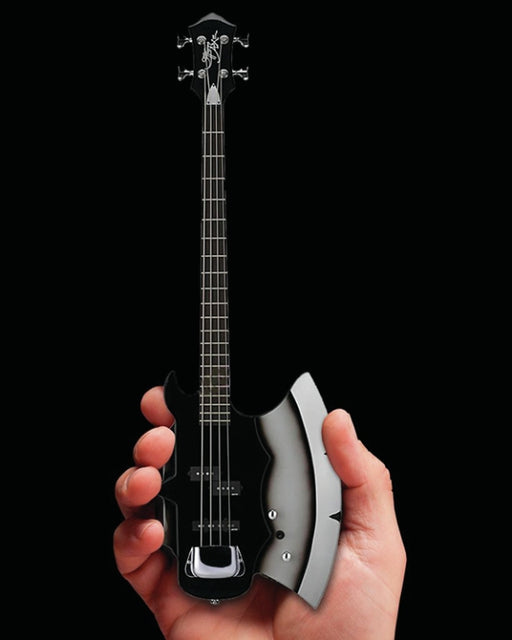 Axe Heaven 2M-K01-5006   KISS Gene Simmons AXE Mini Bass