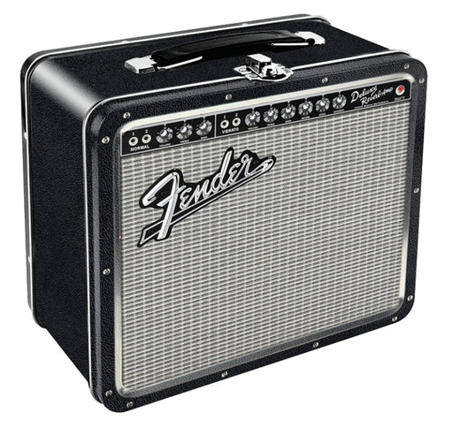 MM 226278 Fender Black Tolex Lunchbox