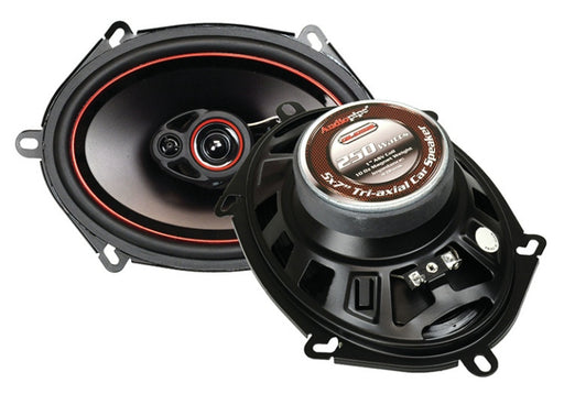 Audiopipe 5in x 7in 3 Way 250 Watt Speaker