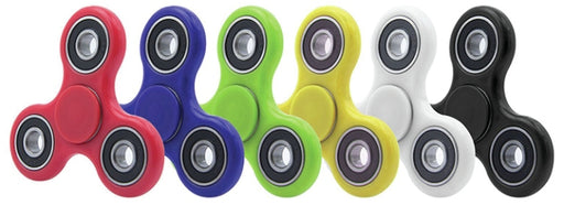 Fidget Spinner Metal Bearing Assorted Colors