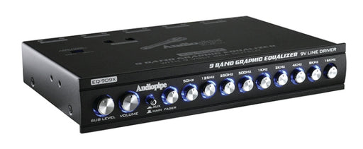 Audiopipe 9 Band Graphic Equalizer