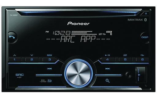 Pioneer FH-S500BT Double-DIN CD Bluetooth Receiver