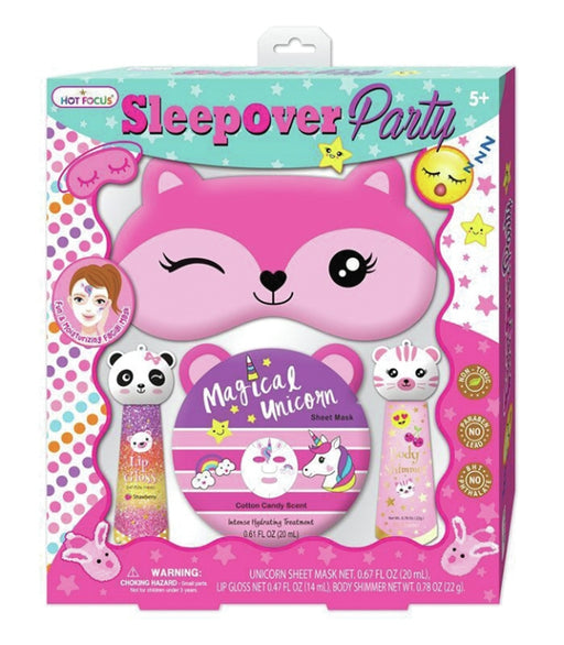 Hot Focus 154 Sleepover Party for Girls