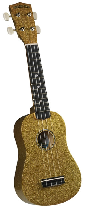 Diamond Head DU144 Hot Rod Series Ukulele - Champagne Gold