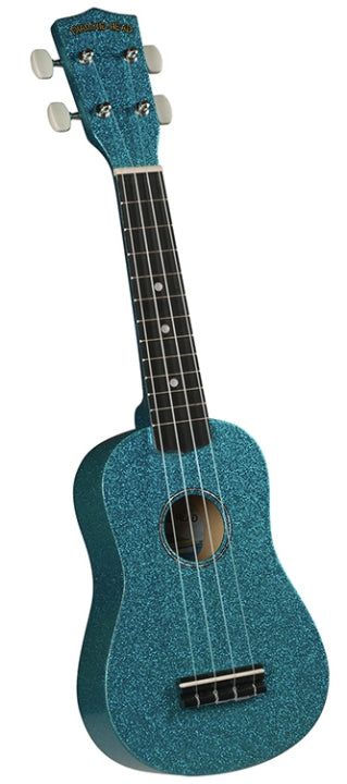 Diamond Head DU145 Hot Rod Series Ukulele - Twilight Blue