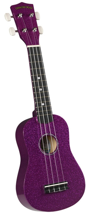 Diamond Head DU148 Hot Rod Series Ukulele - Royal Purple