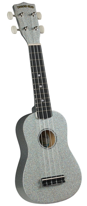 Diamond Head DU149 Hot Rod Series Ukulele - Cadillac Chrome